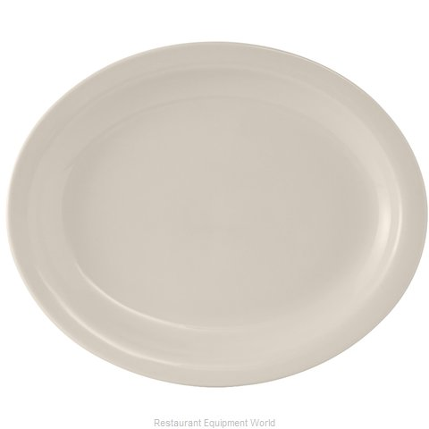 Tuxton China TNR-013 Platter, China