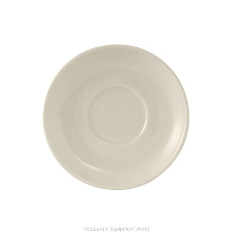 Tuxton China TRE-002 Saucer Couper (Magnified)
