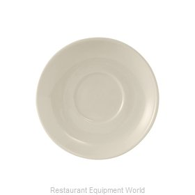 Tuxton China TRE-002 Saucer Couper