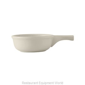 Tuxton China TRE-048 Soup Bowl Crock, Onion