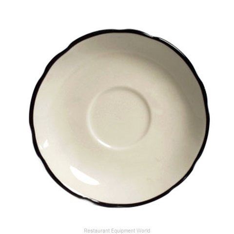 Tuxton China TSC-002B China Saucer