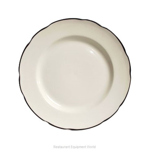 Tuxton China TSC-008B China Plate