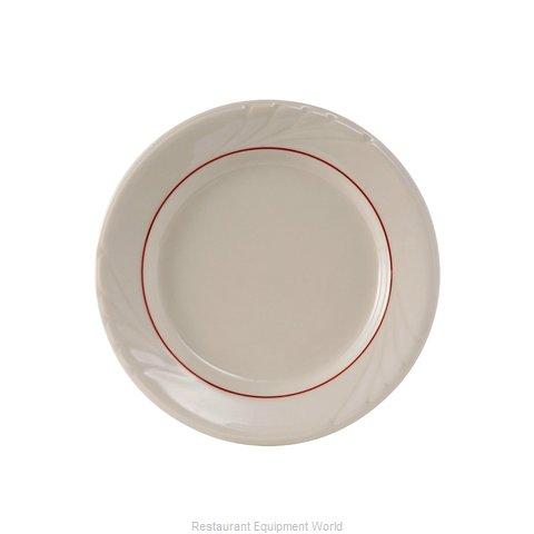 Tuxton China YBA-062 Plate, China