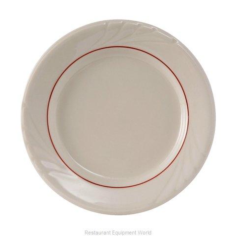 Tuxton China YBA-102 Plate, China