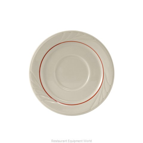 Tuxton China YBE-054 Saucer, China