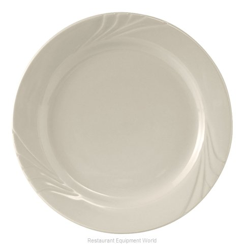 Tuxton China YEA-102 Plate, China