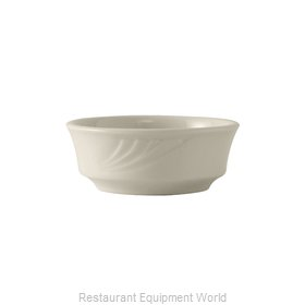 Tuxton China YEB-1203 Bowl China 9 - 16 oz 1 2 qt