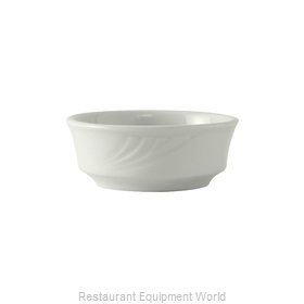 Tuxton China YPB-1203 Bowl China 9 - 16 oz 1 2 qt