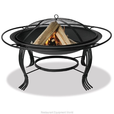 UniFlame WAD1050SP Outdoor Firepit (Magnified)