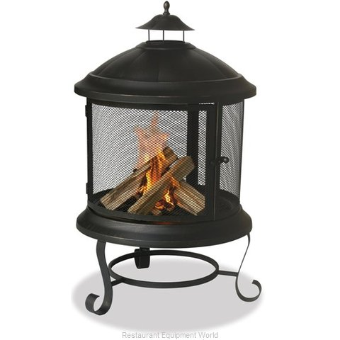 UniFlame WAF901SP Outdoor Firehouse