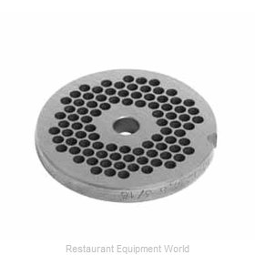 Univex 1000730 Meat Grinder Plate