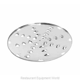 Univex 1000910 Food Processor, Shredding / Grating Disc Plate