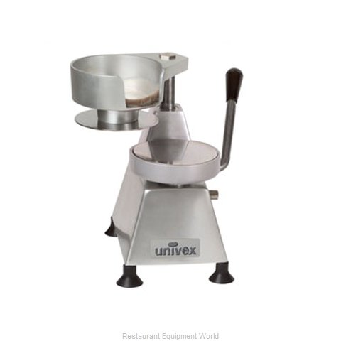 Univex 1406 Hamburger Patty Press