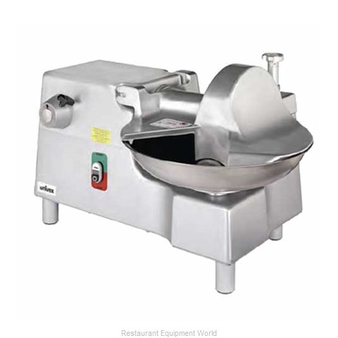 Univex BC18 Food Cutter, Electric