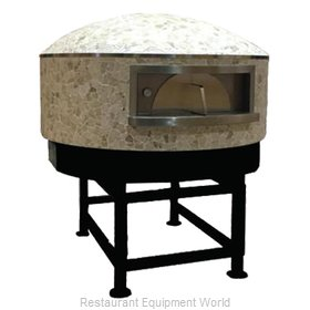 Univex DOME47GV Oven, Wood / Coal / Gas Fired