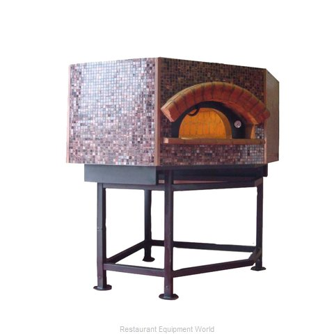 Univex DOME47P Oven, Wood / Coal / Gas Fired