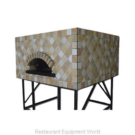 Univex DOME47S Oven, Wood / Coal / Gas Fired