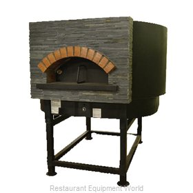 Univex DOME59R Oven, Wood / Coal / Gas Fired