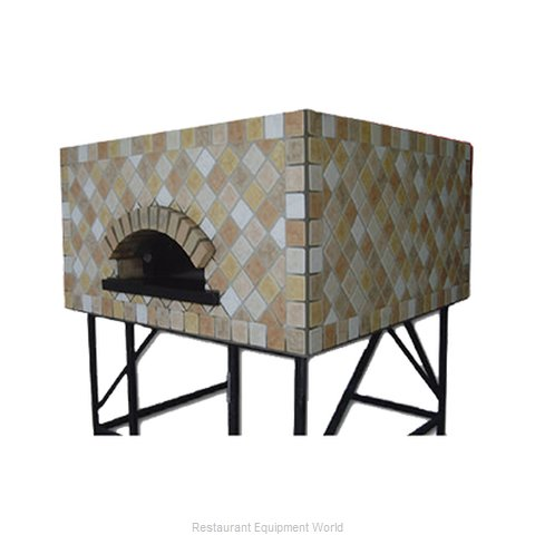 Univex DOME59S Oven, Wood / Coal / Gas Fired