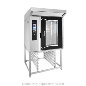 Univex RHRER2 Oven, Electric, Roll-In