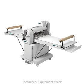 Univex SFG 500 TM Dough Sheeter