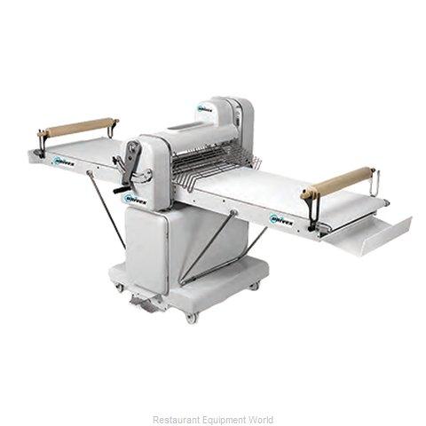 Univex SFG 600 TM Dough Sheeter