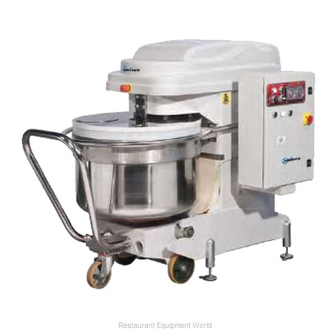 Univex SL200RB Mixer Dough Spiral Heavy Duty (Magnified)