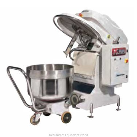 Univex SL250RB Mixer Dough Spiral Heavy Duty (Magnified)