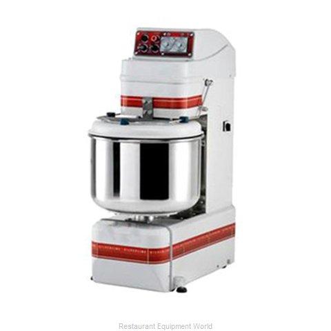 Univex SL50 3PH Mixer, Spiral Dough