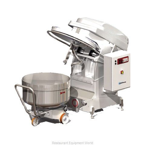 Univex SL80RB Mixer Dough Spiral Heavy Duty (Magnified)