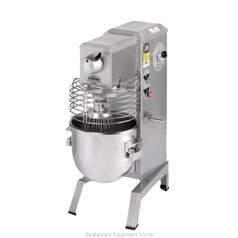Univex SRM20 20 Quart Counter Mixer