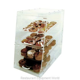 Update International APB-1424FD Display Case, Pastry, Countertop (Clear)