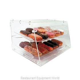 Update International APB-2112FD Display Case, Pastry, Countertop (Clear)
