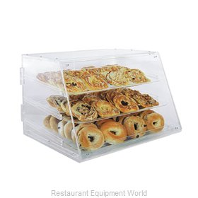 Update International APB-2117 Display Case, Pastry, Countertop (Clear)