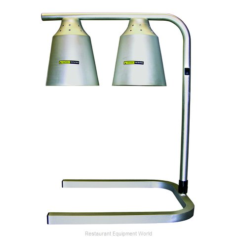 Update International HTLP-2B French Fry Warmer Bulb Type
