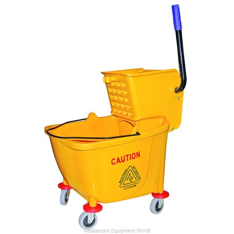 Update International MBK-9Z Mop Bucket Wringer Combination