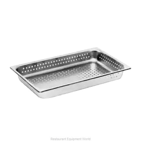 Update International NJP-1006PF Food Pan Steam Table Hotel Stainless (Magnified)