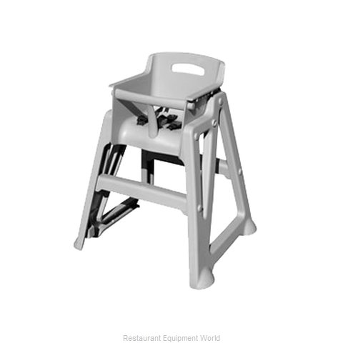 Update International PP-HC/GR High Chair, Plastic