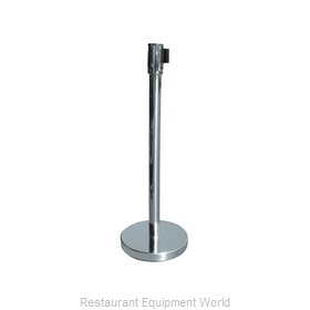 Update International RS-36SS/N Crowd Control Stanchion (Portable)
