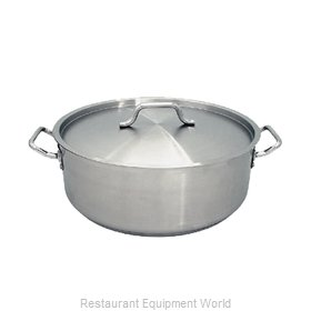 Update International SBR-25 Induction Brazier Pan