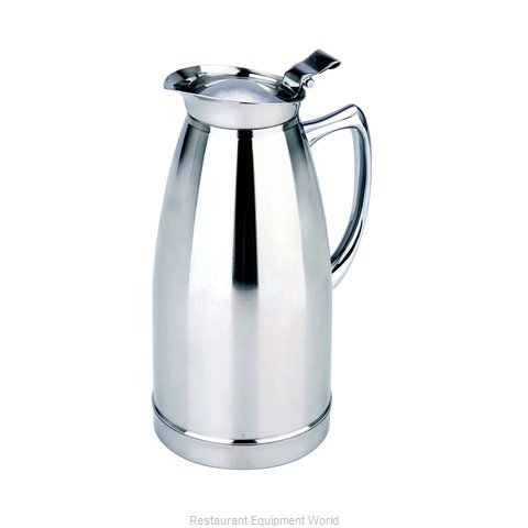 Update International SM-33V Coffee Beverage Server Stainless Steel (Magnified)