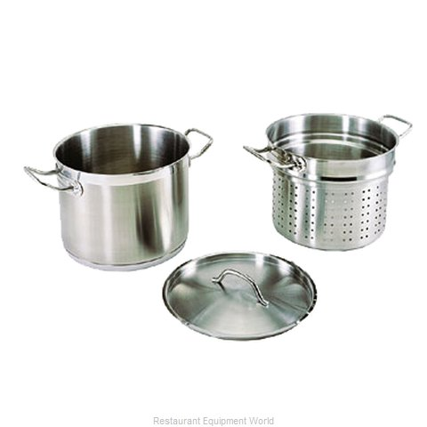 Update International SPSA-20 Induction Pasta Cook Pot (Magnified)