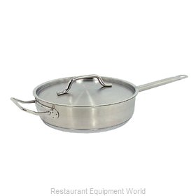 Update International SSAU-7 Induction Saute Pan