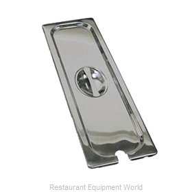 Update International STP-50LNC Steam Table Pan Cover, Stainless Steel