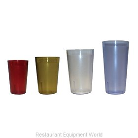 Update International TBP-16R Tumbler, Plastic