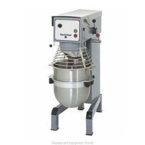 Varimixer W40P 40 Quart Pizza/Dough-Food Mixer