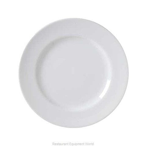Vertex China AL-6-OV China Plate