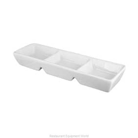 Vertex China ARG-D3 China, Compartment Dish Bowl