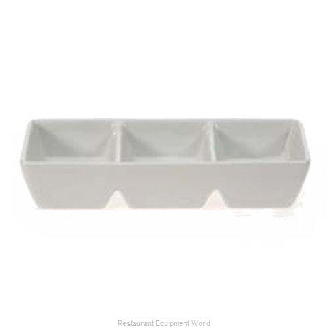 Vertex China ARG-D3K China, Compartment Dish Bowl