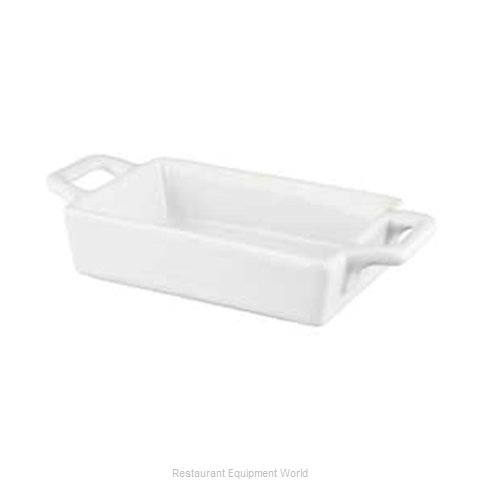 Vertex China ARG-RBK China Baking Dish